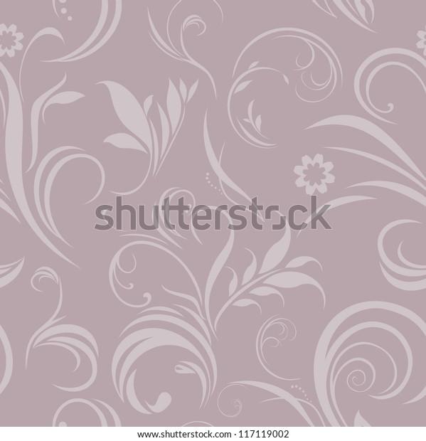 pale-purple-ornamental-background-vector