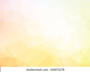 Pale yellow abstract background