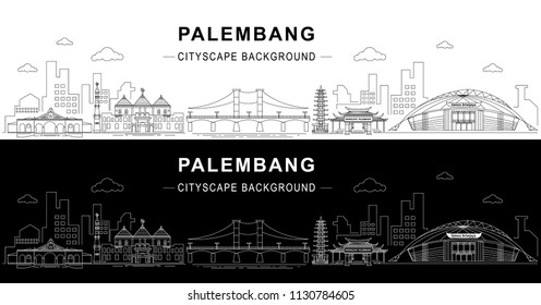 Palembang Images Stock Photos Vectors