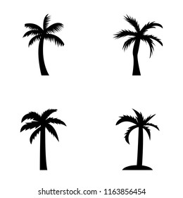 The palm icons