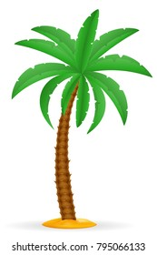 cartoon palm tree images stock photos vectors shutterstock rh shutterstock com palm tree cartoon drawing palm tree cartoon drawing