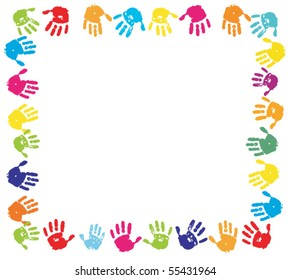 Children Border Images, Stock Photos & Vectors | Shutterstock