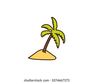 Tropical Summer Palmtree Images, Stock Photos & Vectors | Shutterstock