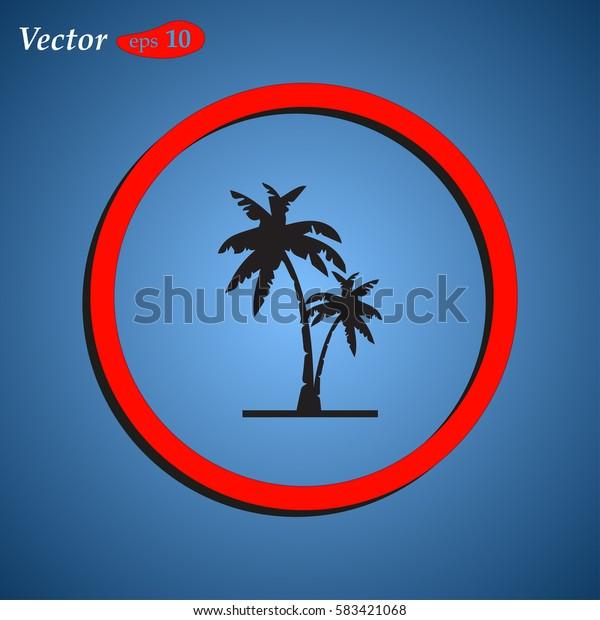 paml icon vector. web design style
