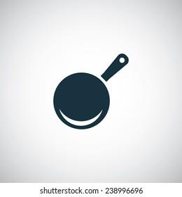 pan icon on white background