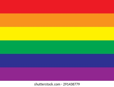 Pan tone color of symbol of LGBT group,LGBT or GLBT is an initialism that stands for lesbian, gay, bisexual, and transgender. In use since the 1990s,