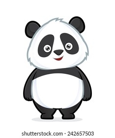 Panda Cartoon Images Stock Photos Vectors Shutterstock