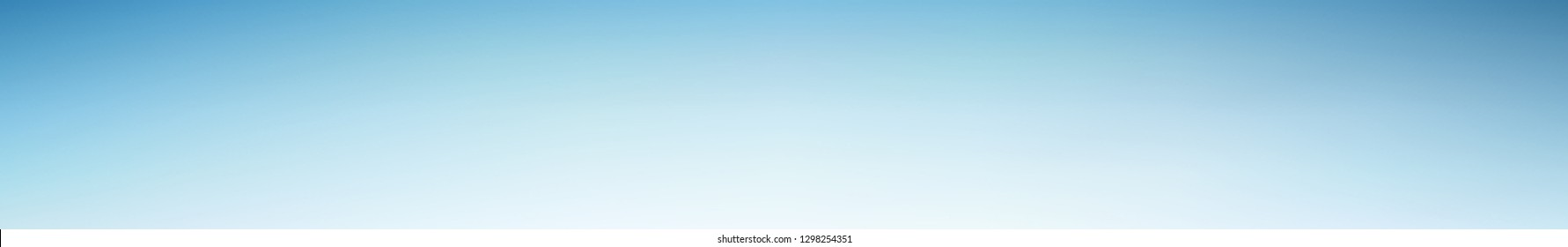 Panoramic light abstract background.  Horizontal view for a glass panels - skinali. Trendy soft colors and smooth blend. Modern template with gradient mesh.