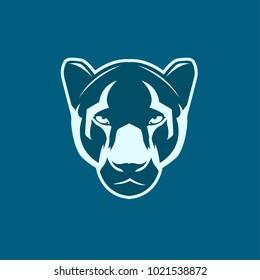 Panther Icon Logo