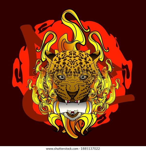panther-illustration-design-sukajan-mean