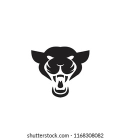 panther logo icon designs