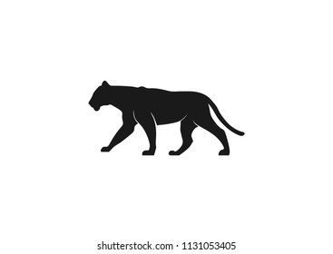 panther logo vector