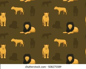 Panthera Lion Wallpaper 2