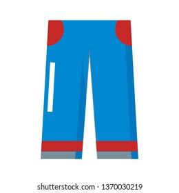 Pants Fashion Icon Vector