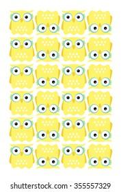 Papa Owl Pattern