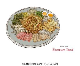 Noodles Draw Stock Vectors Images Vector Art Shutterstock