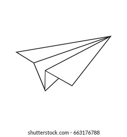 Paper Airplane Images Stock Photos Vectors Shutterstock