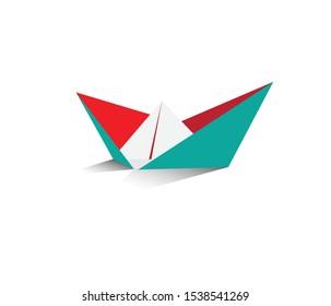 Origami Man Swatter | PapercraftSquare.com | 280x303