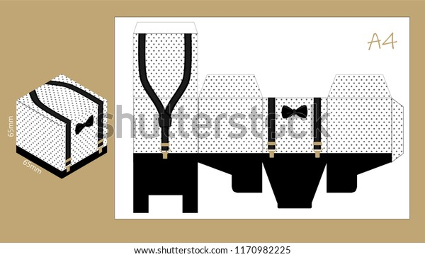 This is a picture of Free Bow Tie Template Printable within clipart