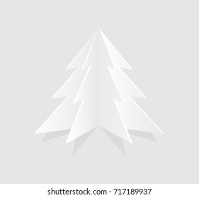 Paper Christmas Tree Origami