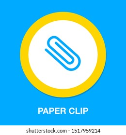paper clip sign, attachment icon - paper clip, email attachment, attached file
