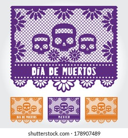 Paper Day of the Dead