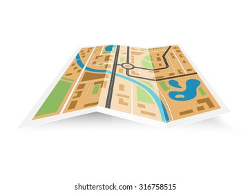 paper district map