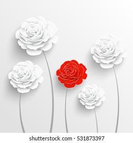 rose shape images stock photos vectors shutterstock