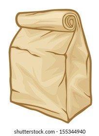 paper (lunch) bag