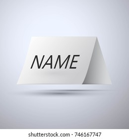 desk nameplate images stock photos vectors shutterstock