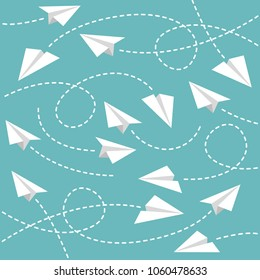 Paper Planes Background