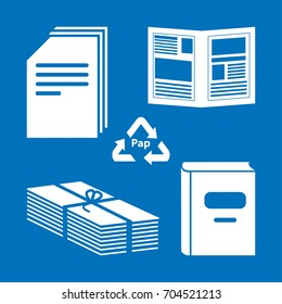 Paper processing: documents, archives, books