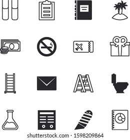 paper vector icon set such as: reaction, app, day, hand, smoke, admission, plant, tickets, bookmark, danger, calculator, e-mail, newsletter, blade, subscription, investment, tank, warning, beautiful