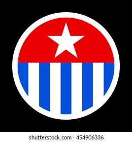 papua flag. logo vector.