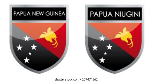 Papua New Guinea flag emblem