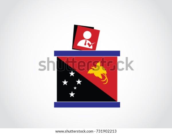 Papua New Guniea Ballot Presidency