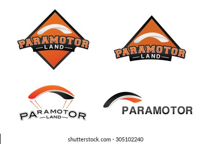 Parachute Logos