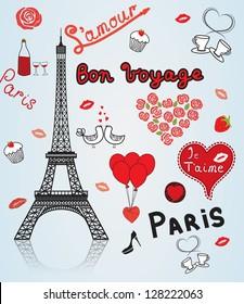 Paris - city of love.