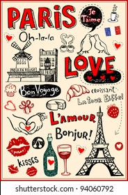 Paris - a city of love and romanticism
