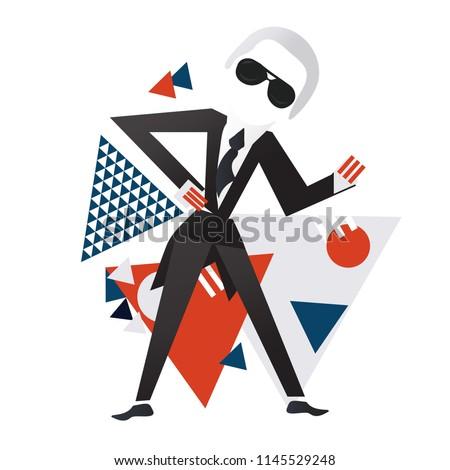 Paris France July 30 2018 Creative Stock Vector Royalty Free