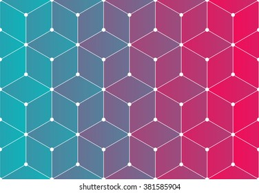 Party background pattern