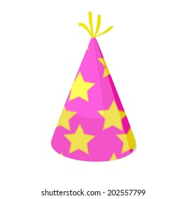 party hat vector images stock photos vectors shutterstock rh shutterstock com christmas party hat vector party hat vector transparent