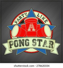 Party Like A Pong Star