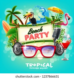 party on the beach music festival