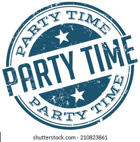 party time stamp