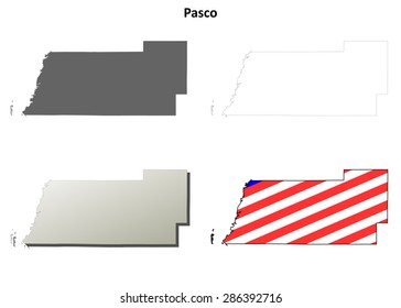 Pasco County Florida Map.500 Pasco County Pictures Royalty Free Images Stock Photos And