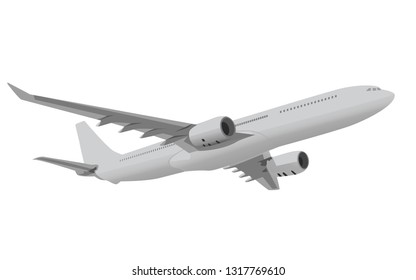 Passenger aircraft and packages