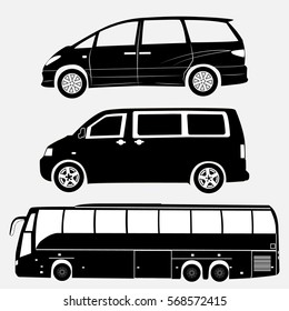 passenger vans and minivans