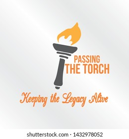 Passing the torch Design Vector, keeping the legacy alive Design