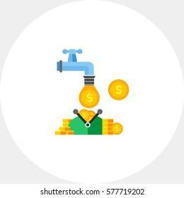 Passive Income Icon